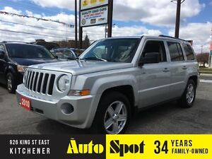 2010 Jeep Patriot North/MOONROOF/AMAZING CONDITION!/PRICED FOR A