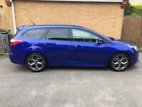 2012 Ford Focus ST3 Estate for sale. Rare car