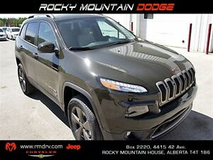 2016 Jeep Cherokee North 4X4 / JEEP 75TH ANNIVERSARY  PACKAGE!!!