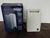 De'Longhi Compressor Free Compact Dehumidifier - White