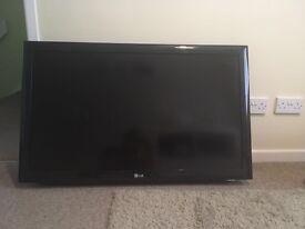 LG 42 inch LCD Full HD TV