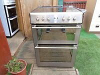 STOVES CERAMIC ELECTRIC COOKER 60 CM DOUBLE OVEN