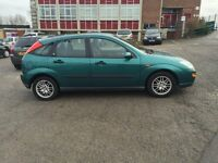 Ford focus 2000 manual 2.0 petrol