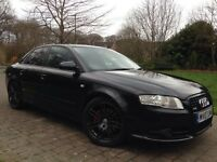 4X4 2007 Audi A4 2.0 TDI S Line Quattro special edition 170 Bhp fully loaded 2 Tone full leather