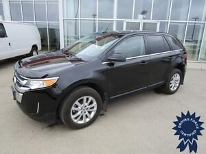 2014 Ford Edge Limited All Wheel Drive SUVw/Leather & Navigation