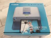 Canon Selphy CP510 compact printer unopened
