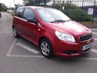 2008 CHEVROLET AVEO 1.2 ONLY 43333 MILES FULL HISTORY IDEAL FIRST CAR PART EXCHANGE WELCOME