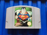 Nintendo 64 superman game. N64