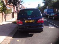 2003 Ford Galaxy 2.3 petrol 5dr 7 seater