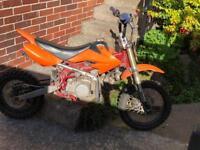 Stomp Pit Bike 140cc 2008