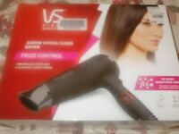 BNIB VIDAL SASSOON HAIRDRYER