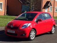 2011 Toyota yaris 1.33 TR 19k miles (LHD) LEFT HAND DRIVE