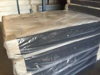 """***New*** Single 3' and Double 4'6"""" Memory Foam Mattresses"""