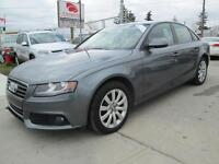 2012 AUDI A4 2.0 T QTRO** ONE OWNER**CERT & 3 YEARS WARRANTY