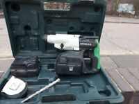 Hitachi drill 24V NI-MH and 2 battery's for sale ( no charger with it )