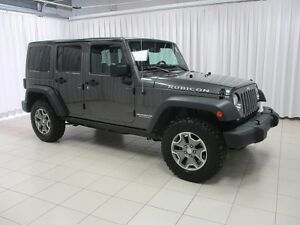 2017 Jeep Wrangler UNLIMITED RUBICON 4X4 w/ NAVIGATION, HEATED S
