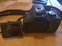Canon 650 d dslr camera for sale