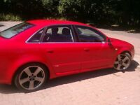 Audi A4 Quattro, S- line