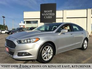 2014 Ford Fusion SEL   LEATHER   BLUETOOTH   NO ACCIDENTS