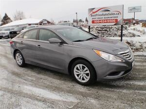 2013 Hyundai Sonata GLS HEATED SEATS! CERTIFIED!
