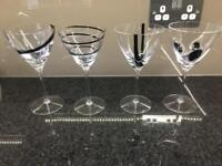 LSA wine glasses