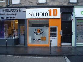 EDINBURGH SHOP TO LET LONDON RD £600/MTH (NO FEES, NO DEPOSIT, NO ADV).