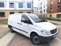 2008 MERCEDES VITO 2.2 CDI MANUAL 115 LOW MILEAGE GOOD CONDITION MAY PX OR SWAP