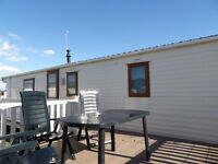 Static caravan for sale. Located at Parkdean, Southerness, Dumfries.