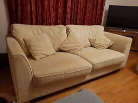Very comfy sofa, good condition