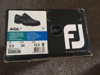 New Footjoy AQL 9.5 UK