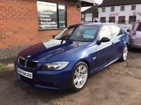 BMW 318D M - SPORT 2007 ** FULL BLK LEATHER**