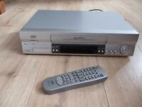 JVC HR S7955 S VHS VCR VHS VIDEO RECORDER-FULLY WORKING.