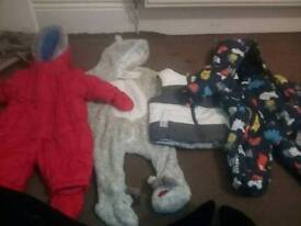 Baby boy clothes and items