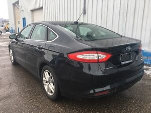 2014 Ford Fusion SE *LEATHER-HEATED SEATS* Kitchener / Waterloo Kitchener Area image 3