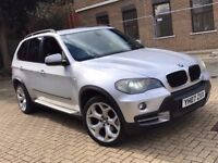 2007 BMW X5 3.0 DIESEL AUTOMATIC, NEW SHAPE ONLY £7299 NO OFFERS!! HPI CLEAR , 4X4, Q5 Q7 ML 350 X6