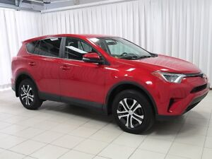 2016 Toyota RAV4 LE AWD SUV.  NEW INVENTORY - HURRY IN !! w/ BLU