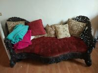Indian style sofa