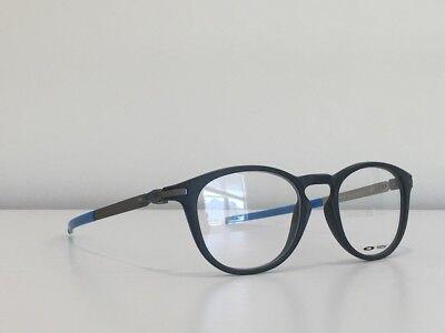 2cb4fff970 57 Oakley OX8105-0550 Pitchman R Eyeglasses Satin Pavement Frame 50-19-140