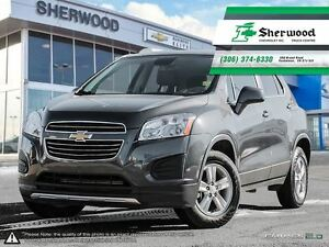 2016 Chevrolet Trax LT AWD w/ Sunroof!!
