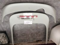 NEW: Whale Tail spoiler, bought to fit 1993, Mark 5 Ford escort