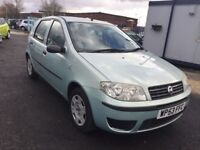 2003 Fiat Punto 1.2 8v Active 5dr GREAT CAR LOW MILES