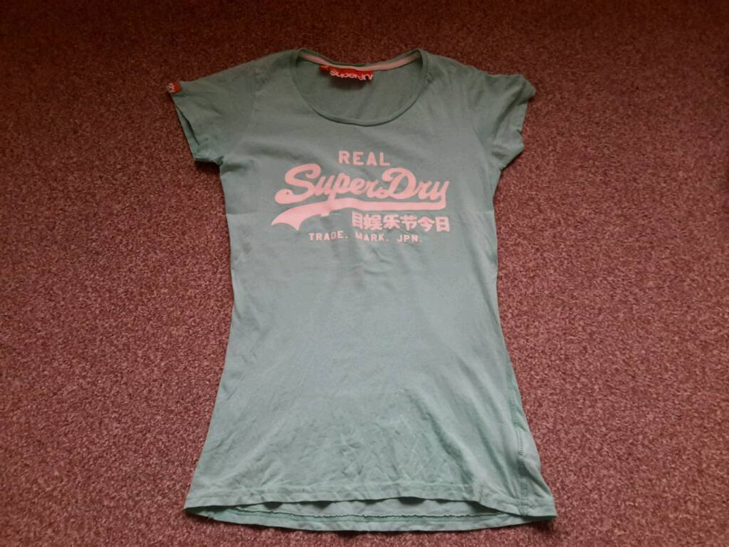 Womens SuperdryAnimal, Next bundle10 the lotin Clacton on Sea, EssexGumtree - Womens Superdry t shirtMediumBlue and white2 womens animal topsSize 10Bundle of 5 womens tops Including Next, new look, republicSize 10Great conditionSmoke free, pet free home£10 the bundleClacton collection07704196738