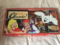 Board game. Junior Cluedo