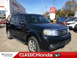 2014 Honda Pilot EX-L | STEP BARS | ONE OWNER | LEATHER | REAR C