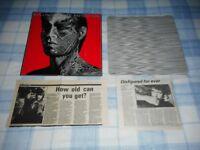 The Rolling Stones Tattoo You 1981 Vinyl LP