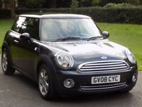 2008 (08) ,LOW MILEAGE,65000,BMW/MINI, COOPER,CHILLI-PACK FULLY LOADED,LEATHER, FULL,SERVICE HISTORY