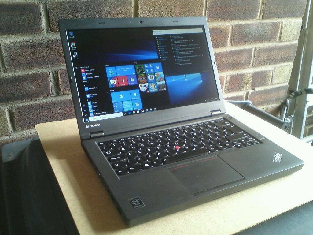 Lenovo Business T440p laptop, i5 4th GEN, 8GB RAM, NEW 120GB SSD, Web Cam,  Office 365, Win 10 | in Moseley, West Midlands | Gumtree