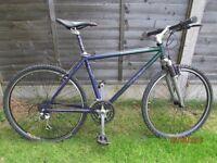 Trek 930 single track retro gents mountian bike