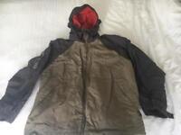 Billabong men's ski jacket