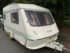 Elddis whirlwind xl 2 berth caravan/ Delivery available